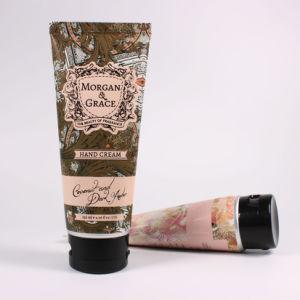 PE Cosmetic Packaging Soft Plastic Skin Cream Tube