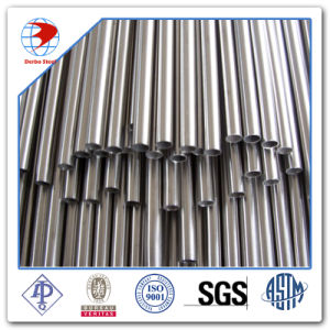 Ss304 Seamless Stainless Steel Pipe for Stairs pictures & photos