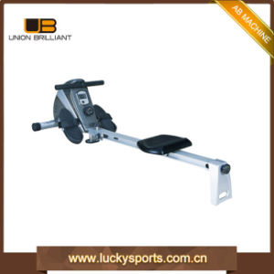 RM8000A High Level Luxury Aluminium Track Seated Cables Rowing Machine pictures & photos