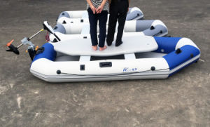 China Cheap Inflatable Fishing Boats and Rescue Inflatable Boat for Sale pictures & photos