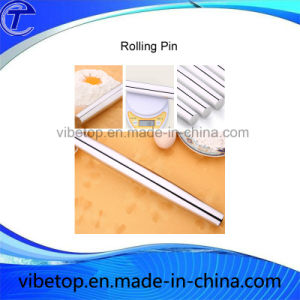 Wholesale Cheapest 304 Stainless Steel Rolling Pin pictures & photos