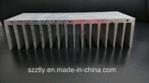 6061 T5/T6 Anodizing Alunimum/Aluminimum Extrusion Alloy Profile Heatsink/Radiator pictures & photos