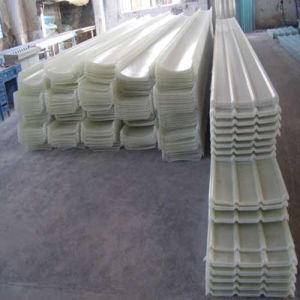 RP Fiberglass Reinforce Plastic Corrugated Roofing Sheets pictures & photos