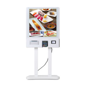 32 to 85inch LED Touch POS Payment Digital Signage Vending Ticket Ordering Kiosk pictures & photos