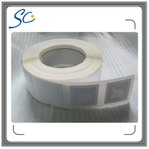 Round/Square Shape 13.56MHz RFID NFC Tag Label Sticker with Dod Qr Code pictures & photos