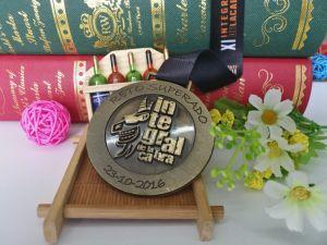 Engraving Cut out Logo Reto Superado Sport Medal pictures & photos