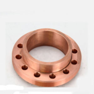 Pipe Fittings Copper Welded Flanges pictures & photos
