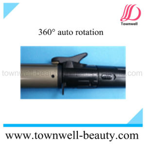 360 Angle Free Rotation Hair Curler with Tourmaline Ceramic Coating pictures & photos