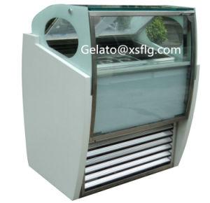 Gelato / Ice Cream Display Freezer (B17) pictures & photos