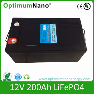 12V 200ah Maintenance Free Lithium Ion Car Battery pictures & photos