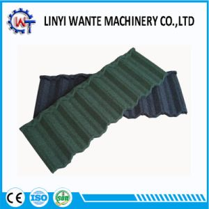 2017 Cheap Building Roof Material Stone Coated Nosen Roof Tile pictures & photos