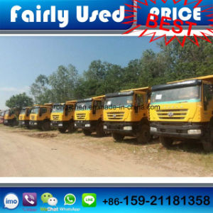 Used Hot Sale in Burkina Faso Dump Truck Hongyan Iveco 6*4 pictures & photos