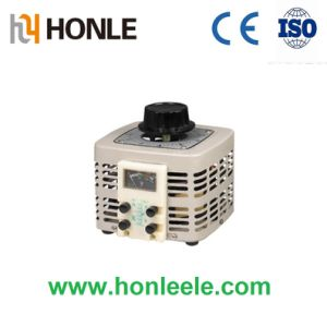 Electric Power AC Three Phase Voltage Regulator 380V pictures & photos