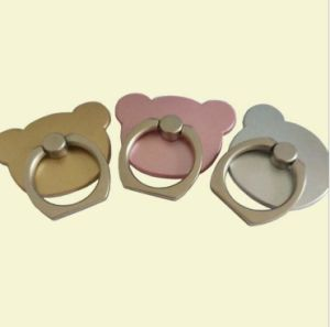 Cell Phone Accessories Unique Star Shaped Metal Phone Ring Holder pictures & photos
