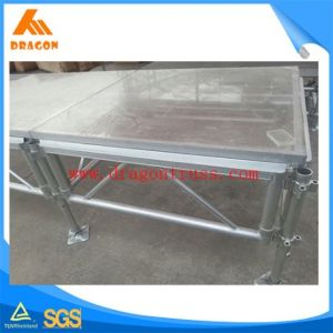 OEM/ODM Service Mobile Stage for Trade Show pictures & photos