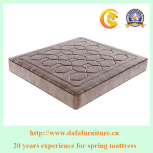 Pocket Spring Memory Foam Mattress with Euro Top for Bedroom Furniture Dfm-04 pictures & photos