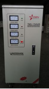 Tns Series 15kVA 3 Phase AC Automatic Voltage Regulator / Stabilizer pictures & photos