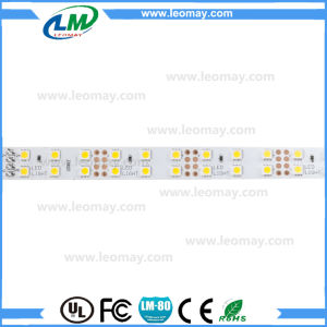 High Brightness Epistar 5050 120LEDs Double Row LED Stirp Light pictures & photos