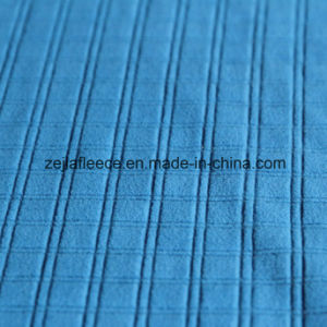 Drop Needle Micro Fleece for Baby Garment pictures & photos