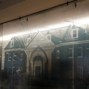 Top Sale Custom Designed Decorative Window Film Graphics Printing pictures & photos