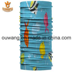 Wholesale Fishing Seamless Stretch Tube Neck Gaiter Bandana pictures & photos