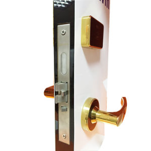 High Quality Split Electronic Lock Security Door Lock pictures & photos