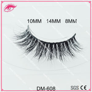 Wholesale Mink Lashes with Custom Packaging 100% 3D Mink Lashes pictures & photos