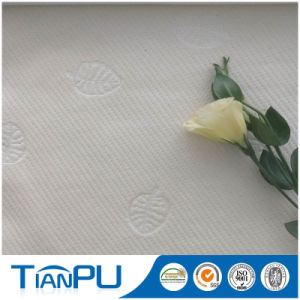 Mattress Fabric Polyester Breathable Layer Knitted Polyester Mattress Fabric pictures & photos