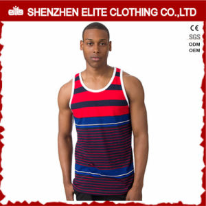 Custom Made Gym Clothing Dry Fit Tank Tops (ELTMBJ-269) pictures & photos
