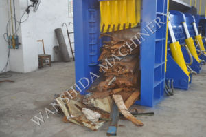 Continuous Baling Shear for Scrap Metals pictures & photos