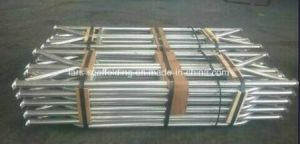 Hot DIP Galvanized Cuplock Scaffolding Truss Ledger Reinforced Ledger pictures & photos