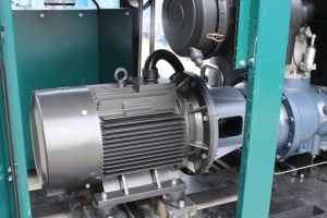 Dmv-7g 5.5kw High Efficient Permanent Magnetic Variable Frequency Air Compressor with ISO9001 pictures & photos