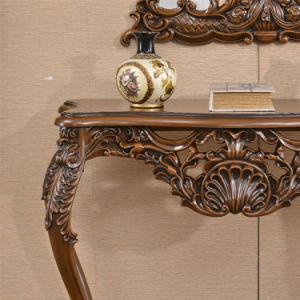 Home Furniture Antique Sculpture Console Table pictures & photos