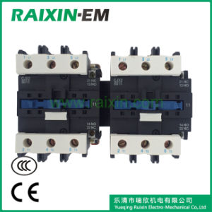 Raixin Cjx2-80n Mechanical Interlocking Reversing AC Contactor pictures & photos