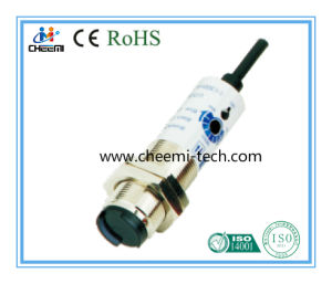 M18 Cylindrical Type Photoelectric Switch Sensor Diffuse Reflection NPN/PNP/No/Nc pictures & photos