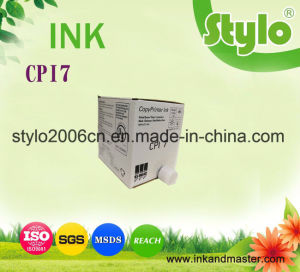 CPI7 Ink for Gestetner/Ricoh Duplicator Printing, Made in China pictures & photos