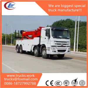 Sino Brand Cheap Road Wrecker Towing Truck with Heavy Duty pictures & photos