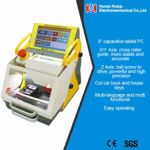 Wholesale Price Locksmikth Tools Key Cutting Machine Car Key Machine with Mluti-Languages pictures & photos
