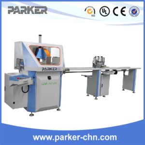 CNC Aluminum Profile Single Head Any Angle Cutting Saw pictures & photos
