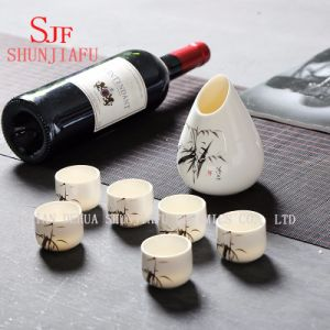 A Grade  Ceramic  Mini Tea  Cup/Bone China Shot  Cup/Ceramic Wine  Cup  with Printing. pictures & photos