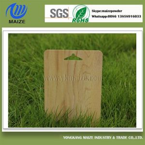 Stable High Imitation Wood Effect Heat Transfer Powder Coating pictures & photos