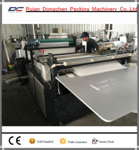 Automatic Computer Sheet Cutting Machine for Paper PE Pet OPP Film Roll (DC-HQ) pictures & photos
