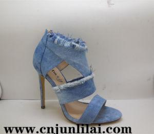 Sandals in Fashion Denim