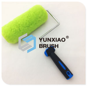 Green Polyester High Nap Paint Roller Brush pictures & photos