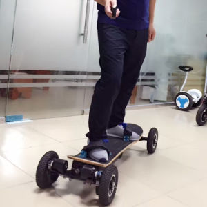 Electric 4 Wheels Drifting Board Balancing Scooter for X-Sports pictures & photos