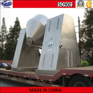 Sodium Benzoate Double Tapered Vacuum Drying Machine pictures & photos