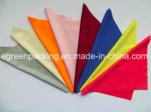 Microfiber Glasses Cleaning Cloth (80%polyester+20%polyamide 220-230GSM) pictures & photos