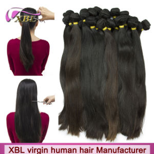Virgin Peruvian Hair Weave Wholesale Hair Extension pictures & photos