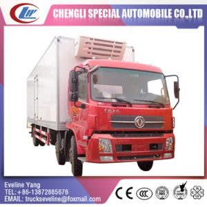 Chengli Refrigerated Truck Freezer Truck on Hot Sale pictures & photos