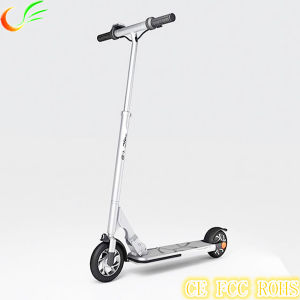 for Adult Popularyity Folding Mobility Electric with 36V Battery, Kick Foot Walking Scooter pictures & photos